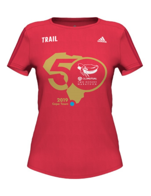 Women's Trail Run T-Shirt