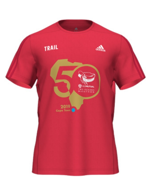 Men's/Unisex Trail Run T-Shirt