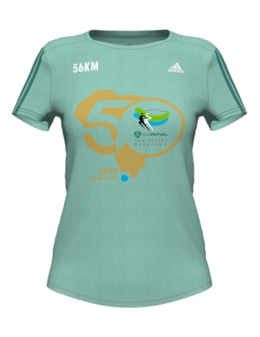Women's 56km T-shirt