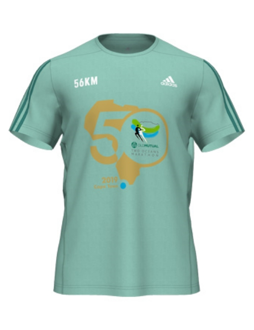 Men's/Unisex 56km T-shirt