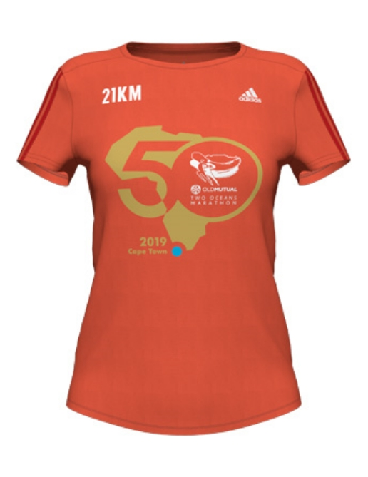 Women's 21km T-shirt