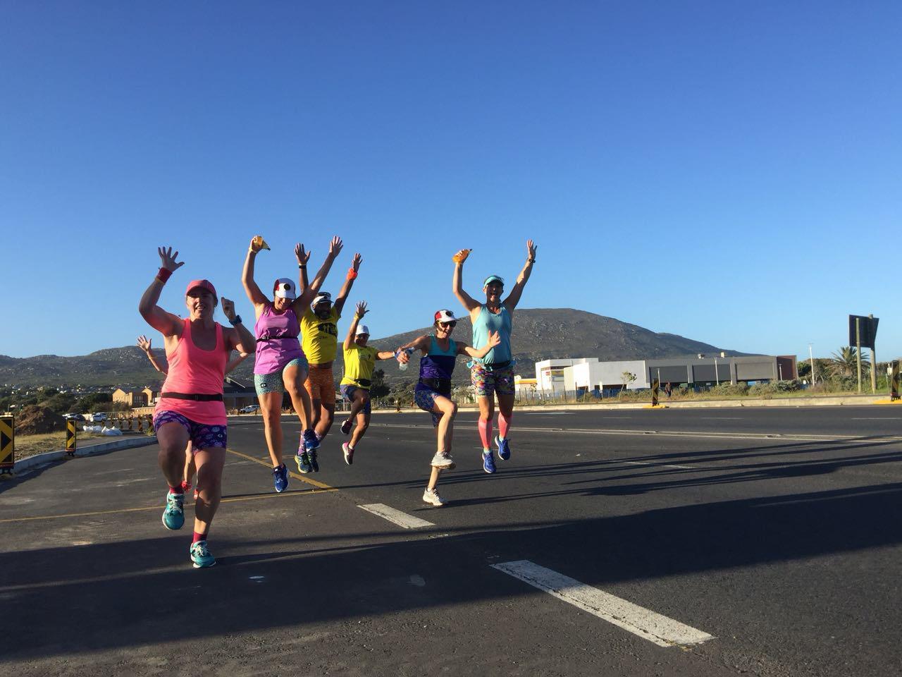 OMTOM 2019 Training Run Schedule