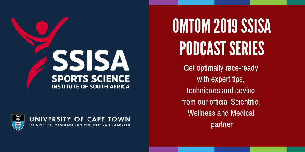 OMTOM 2019 SSISA Podcast Series