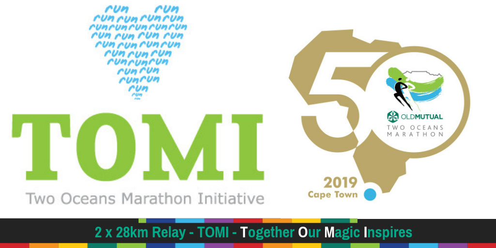 The Two Oceans Marathon Initiative (TOMI) launches inaugural 2 x 28km Relay