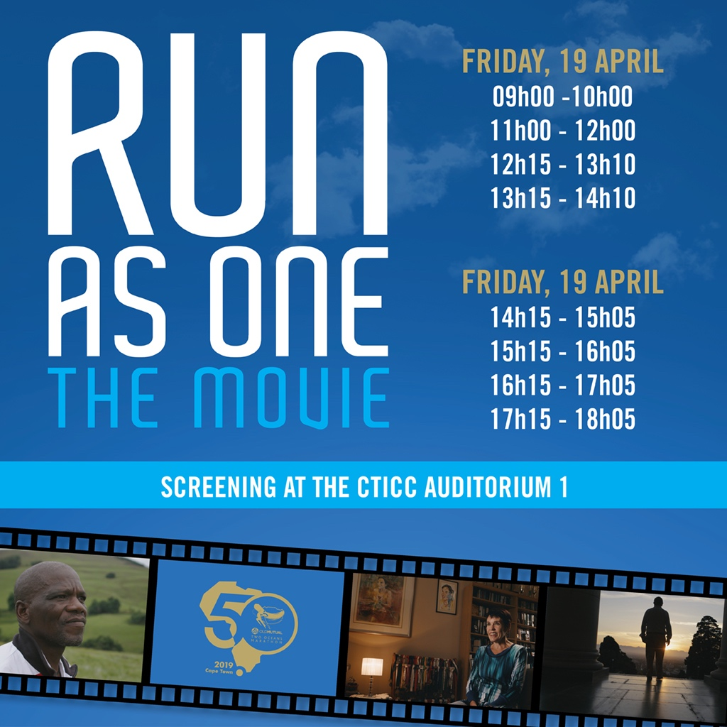 Movie screening schedule: OMTOM 2019 Expo, Friday 19 April