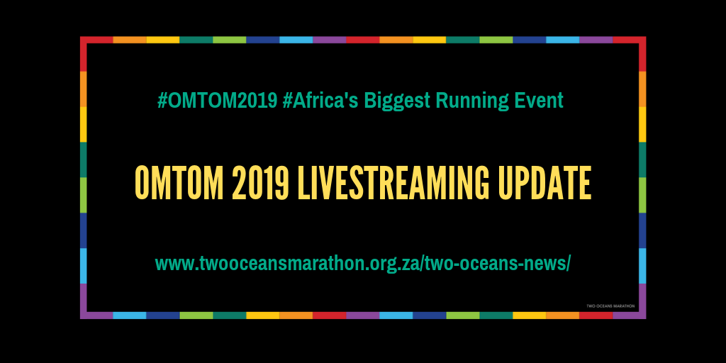 OMTOM 2019 Live streaming update