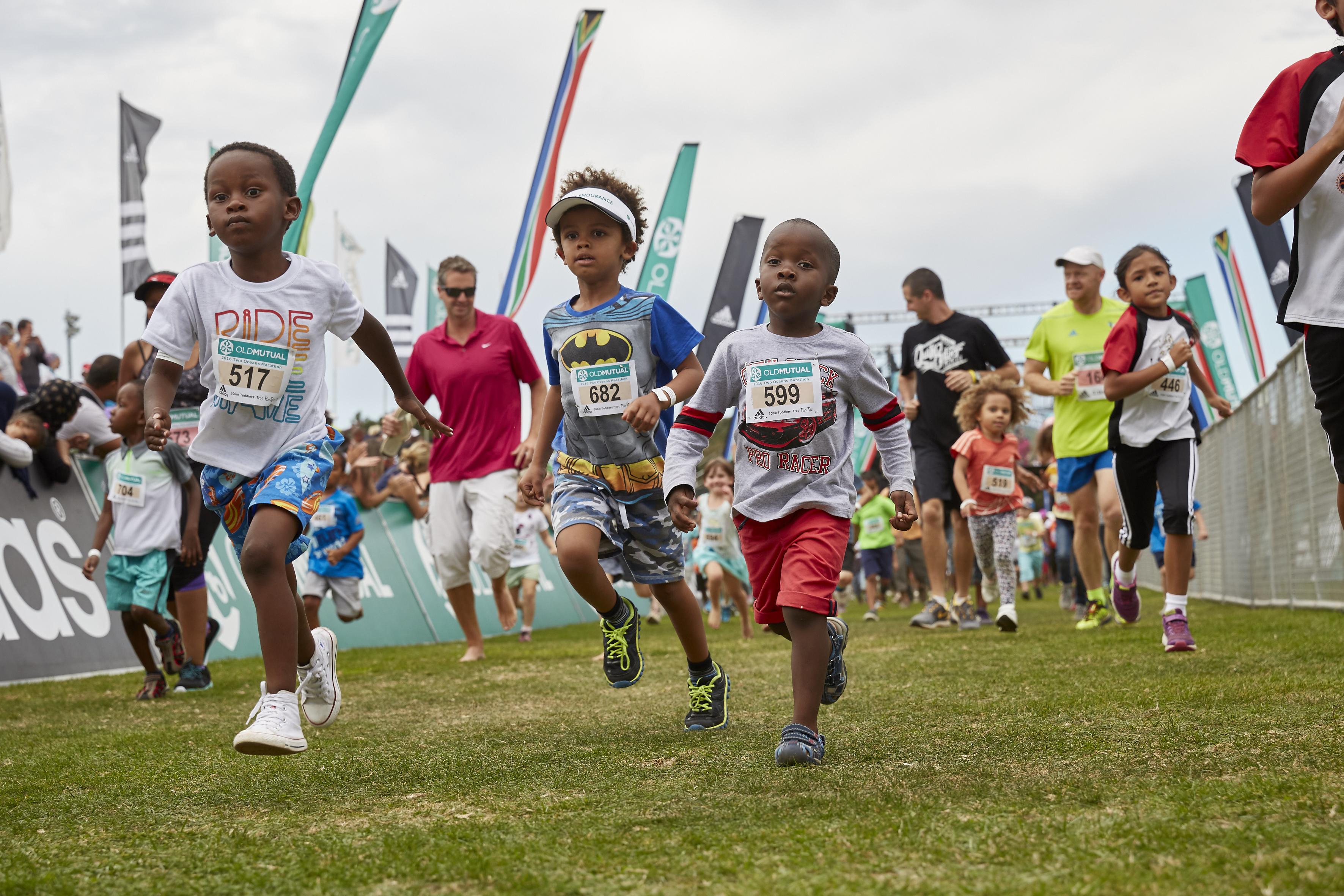 Two Oceans Marathon 2020 Fun Run entries are OPEN