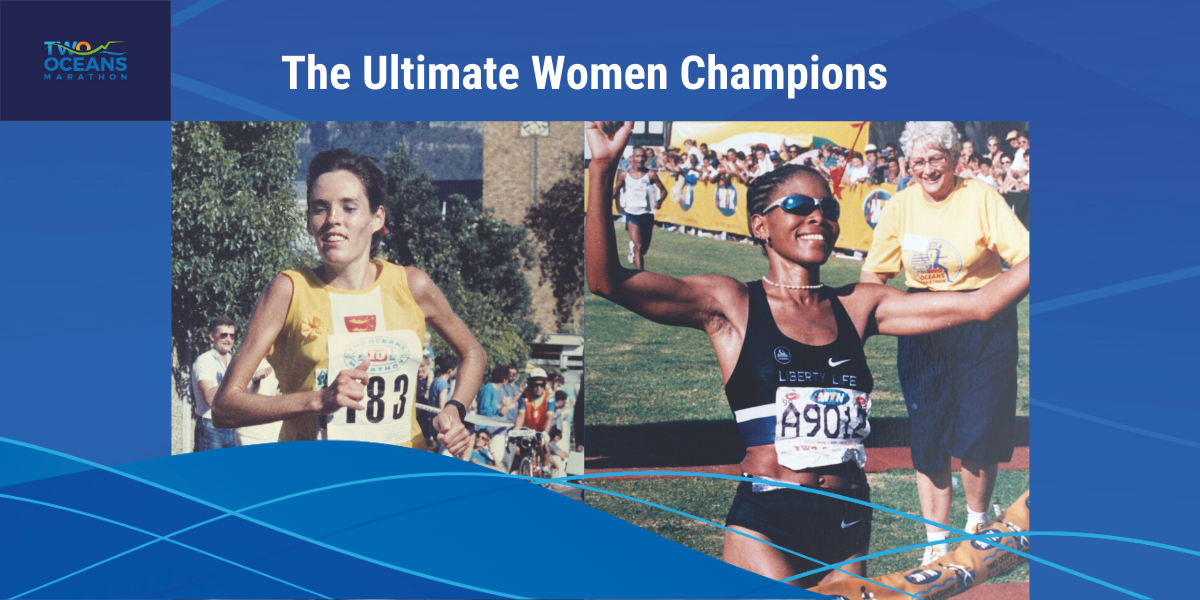 TOM Women's Ultra Marathon Champions – Best of the Best #TOMBook