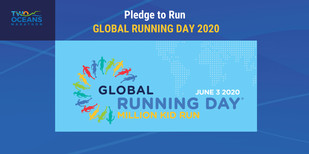 Pledge to Join Global Running Day 2020 with TOM