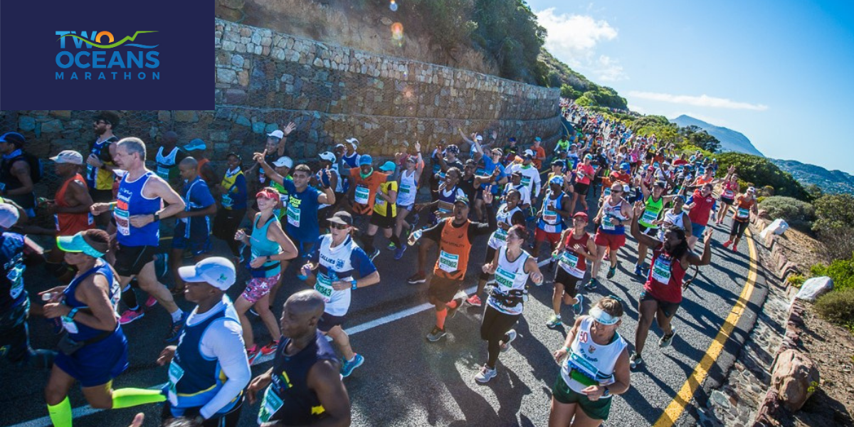 Two Oceans Marathon NPC New Leadership Announcement: William Swartbooi and Keith Temmers