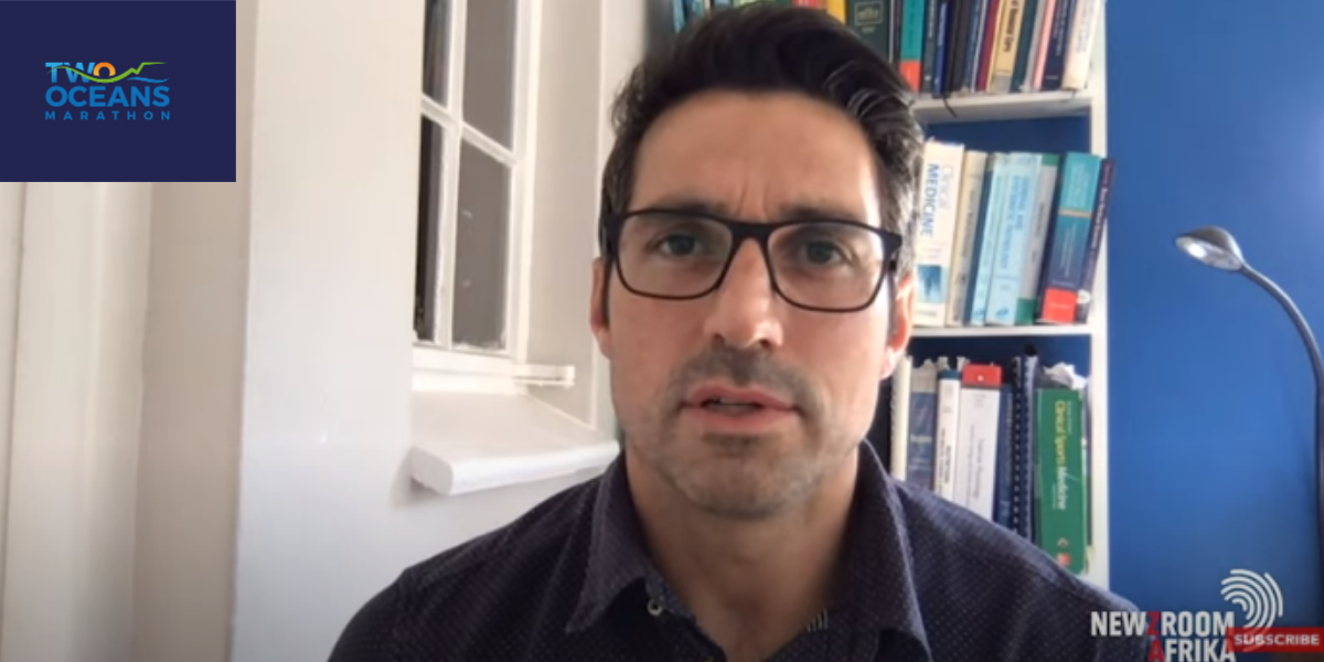 WATCH: TOM Chief Medical Officer Dr Adrian Rotunno, on Newzroom Afrika – Why TOM 2021 cannot go ahead as a full-scale event