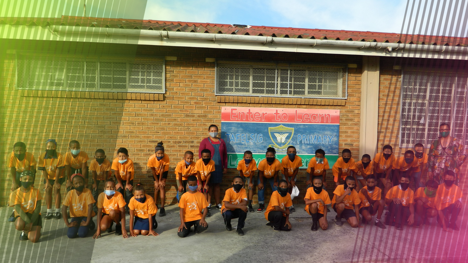 Learners from Tafelsig Primary to take on the TOM Virtual despite gang warfare
