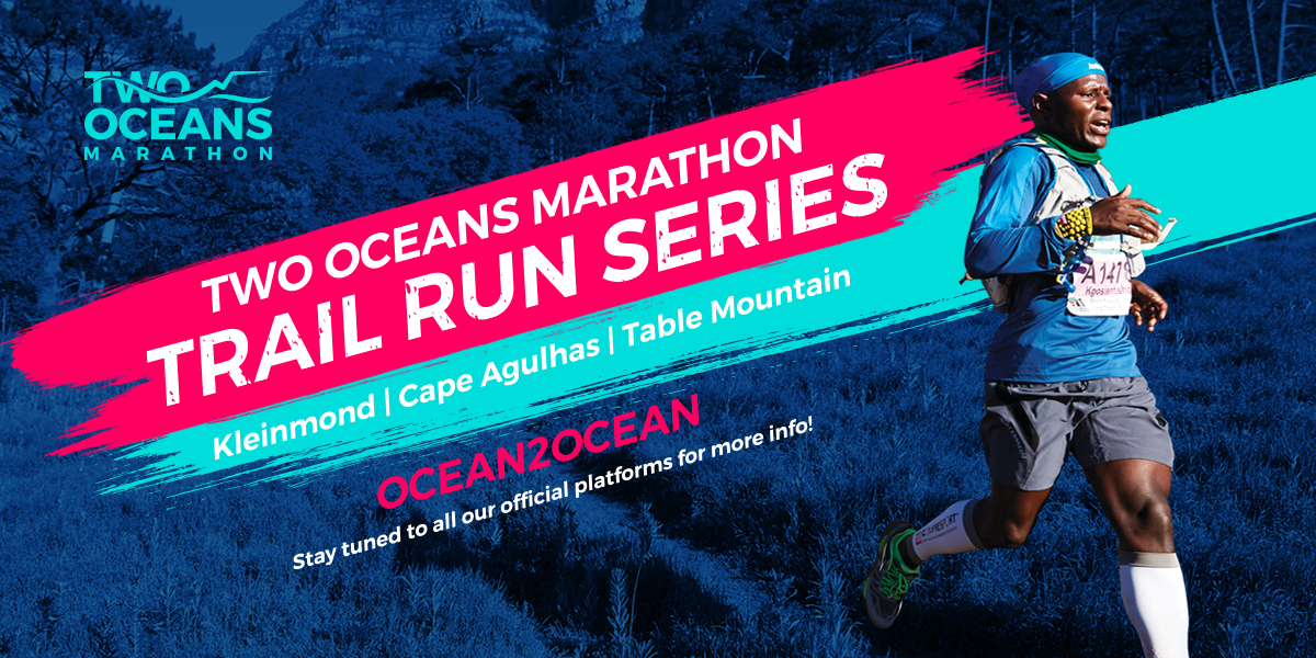 TOM Trail Run Series – Ocean2Ocean 2022